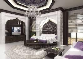 Islamic Master Bedroom  Villa  Design I  Pinterest  Islamic Islamic Room Design