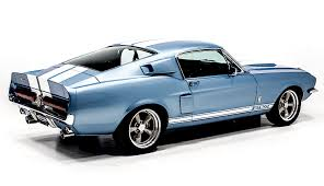1967 Shelby GT500 - Revology Cars