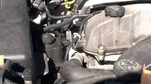 06 trailblazer 4 2 camshaft sensor location and replacement