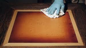 Restoring Antique Leather Diy Leather Furniture Restoration Western Heritage Furnitures