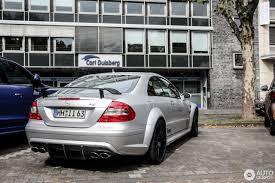 Mercedes-Benz CLK 63 AMG Black Series - 21 October 2016 - Autogespot