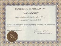 Best Ideas Of Certificates Of Appreciation Templates For Word For