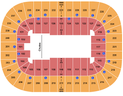 Virtual Seating Chart Greensboro Coliseum Pbr Professional Bull Riders Tickets Sat Oct 12 2019 6