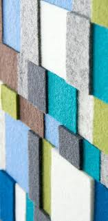 felt wall panels surface texture of aerial wall panel in multi color wool felt over acoustic felt wall panels
