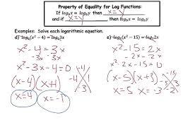 8 4 solving log equations inequalities