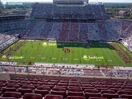 Gaylord Family Oklahoma Memorial Stadium Section 40 Seat