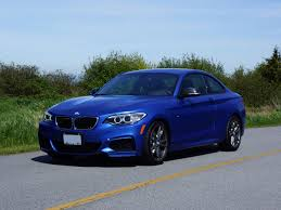 All BMW Models 2014 bmw m235i : 2014 BMW M235i Coupe Road Test Review | CarCostCanada