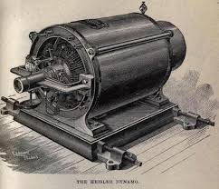 First electric motor Practical The Heisler Dynamo Kit Eti Electrical Generators From The 1880s Lowtech Magazine