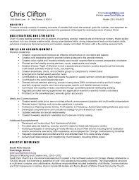 Download Pastor Resume Template Haadyaooverbayresort Com