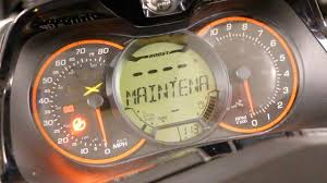 2005 Seadoo Maintenance Light Reset How To Clear The Maintenance Reminder On Your Pwc