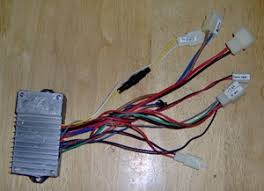 ct a electric scooter controller