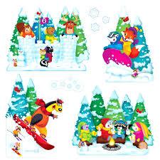 Winter Bulletin Boards Winter Bulletin Board Idea January