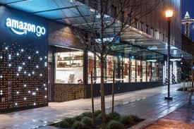 Amazon Go Store Design Amazon Go Opens First Brick And Mortar Store In Seattle
