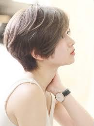 2018 冬 新着順 ショートヘアスタイル髪型 Beauty Boxjp34
