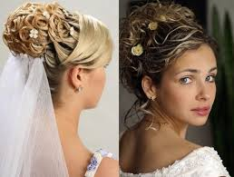 Wedding Hairstyles For Long Hair Up With Veil