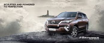 Toyota India | Official Toyota Fortuner site
