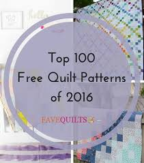 Free Easy Quilt Patterns Interesting Top 48 Free Quilt Patterns Of 48 FaveQuilts