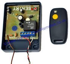 installation instructions sentry single channel code hopping sentry sen h r1 receiver unit