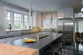 kitchen countertops kitchen contemporary with black counters butcher block