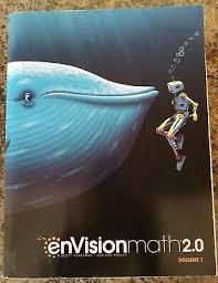 enVision Math 2.0 Volume 1 Scott Foresman Addison Wesley Pearson 2016  9780328887125 | eBay