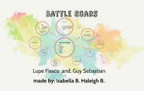 Battle Scars by isabella blair