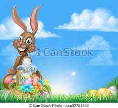 Easter Egg Hunt Bunny