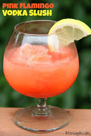 pink flamingo vodka slush pink flamingo vodka slush a refreshing and flavorful slushy drink