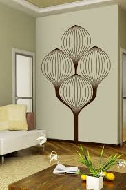 Small Picture Art Deco Tree Wall Decals WALLTAT