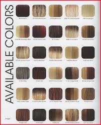 Revlon Professional Hair Colour Chart Revlon Professional Hair Color Chart Image Of Hair Salon