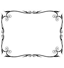 simple frame design. Deluxe Simple Frame Design 19 Frames And Borders Vector Images Free  Simple Frame Design