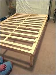 bunkie board vs box spring slats bed full size of foundation how to make frame king