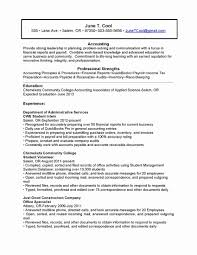 Criminal Justice Resume Templates Free Downloads Accounts Receivable