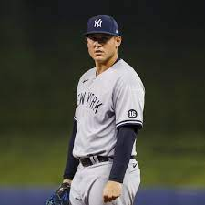 New York Yankees 1B Anthony Rizzo open ...