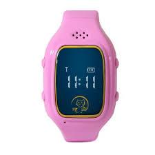 "<b>Умные часы детские GiNZZU</b> GZ-511 pink, 0.66"", micro-SIM, GPS ..."