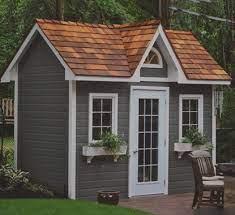 garden shed kits a backyard haven