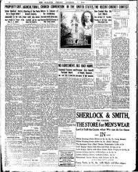 Kingston Gleaner Newspaper Archives   Oct 11, 1907, p. 4