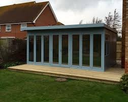 home office in the garden. Garden Office Woodcote Buldings 10 Home In The R