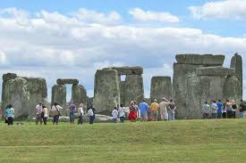 Stonehenge, prehistoric stone circle monument, cemetery, and archaeological site located on salisbury plain, about 8 miles (13 km) north of salisbury, wiltshire, england. Stonehenge Pictures History How To Visit Summer Solstice