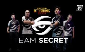 You would be killed if you are not careful. Team Secret Reveals Latest Pubg Mobile Roster