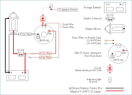 gm 2 wire alternator wiring diagram image wiring diagram collection alternator wiring schematic 02 honda odyssey gm 2 wire alternator wiring diagram voltage question jeepforum � nippondenso alternator wiring schematic denso