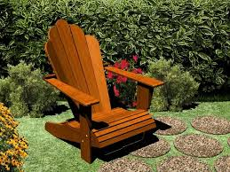 adirondack chair plans. Fine Plans Adirondack Chair Plans For O