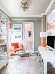 orange home office. 20 Modern Home Office Design Ideas For A Trendy Working Space Orange T