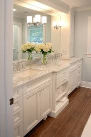 Traditional White Bathrooms Pinterest Dream Homes Airy With Beautiful Traditional Touches