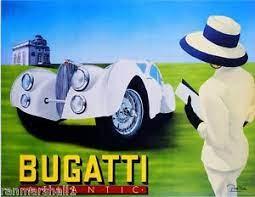 Bugatti veyron real cars5521 art print poster a4 a3 a2 a1. French Bugatti Atlantic Automobile Car Vintage Advertisement Art Poster Print Ebay