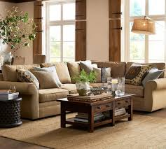 Pottery Barn Living Rooms Interesting Decorating Ideas