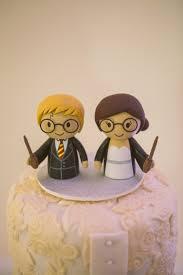 Kaishihui Always Wedding Cake Topper Harry Potter Medmindcouk
