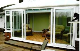 best 4 panel sliding patio glass doors ideas with sliding horizontal blinds