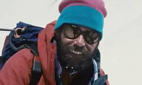 The Last Photo Of Mountaineer Rob Hall Leading An Expedition 1996
