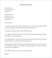 Inspirational Letter Decline Job Fer Offer Acceptance Format Indian