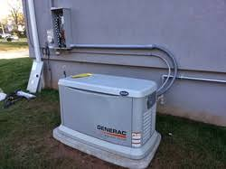 generators vjr electrical contractor 20 kw generac generator a 200 amp automatic transfer switch we also provide the concrete pad battery and do the start up